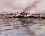 Живопись | Giovanni Boldini | View of Venice, 1895