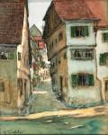 Живопись | Готхард Кюль | Живописный переулок