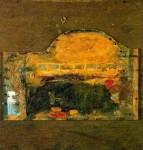 Живопись | Joseph Beuys | Grab des Dschingis, 1957