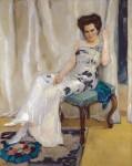 Живопись | Лео Путц | Cara Sophia Köhler, 1911