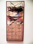 Инсталляция | Robert Rauschenberg | Bed, 1955