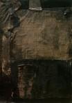 Живопись | Robert Rauschenberg | Black Painting, 1951