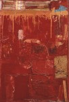 Живопись | Robert Rauschenberg | Untitled (Red Painting), 1954