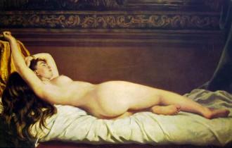 Вито Д'Анкона - мастер женских портретов