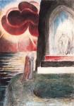 Иллюстрация | Уильям Блейк | Данте, «Божественная комедия» | Чистилище
