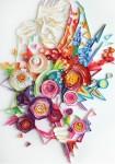 Квиллинг | Юлия Бродская | Funeral Flowers