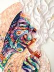 Квиллинг | Юлия Бродская | Gypsy