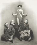 Фотография | Ирвинг Пенн | Ballet Society, New York, 1948