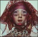 Фотография | Ирвинг Пенн | Four Eyed Beauty, 1965