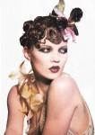 Фотография | Ирвинг Пенн | Kate Moss. Vogue, 1995