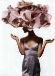 Фотография | Ирвинг Пенн | Shalom Harlow. Vogue, 1995