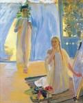 Живопись | Александр Мурашко | Благовещение, 1909