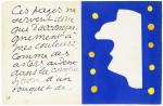 Живопись | Анри Матисс | Книга Джаза | Livre Jazz, 1947