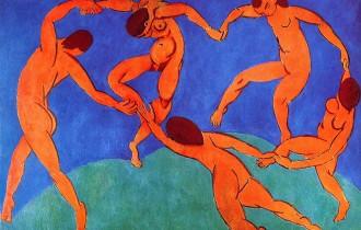 Эволюция цвета Анри Матисса. Часть 2