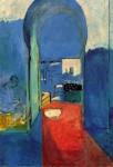 Живопись | Анри Матисс | La Porte de la Casbah, 1912