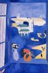 Живопись | Анри Матисс | Une Fenêtre à Tanger, 1913