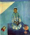Живопись | Анри Матисс | Zorah sur la Terasse, 1912