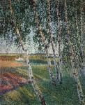 Живопись | Игорь Грабарь | Майский вечер, 1905