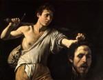 Живопись | Караваджо | Давид с головой Голиафа, 1607