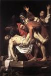 Живопись | Караваджо | Погребение Христа, 1603