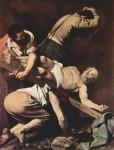 Живопись | Караваджо | Распятие святого Петра, 1601