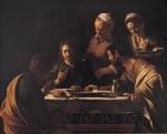 Живопись | Караваджо | Ужин в Эммаусе, 1606