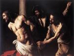 Живопись | Караваджо | Христос у колонны, 1607