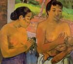 Живопись | Поль Гоген | Жертва, 1902