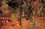 Живопись | Поль Гоген | Купальщицы, 1897