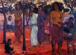 Живопись | Поль Гоген | Совершенные дни, 1896