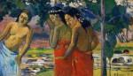 Живопись | Поль Гоген | Три таитянки, 1896