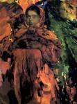 Живопись | Филипп Малявин | Две девки, 1910