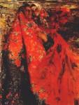 Живопись | Филипп Малявин | Крестьянки, 1904