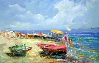 Испанский импрессионизм. Часть 2 Современные художники
