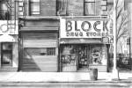 Живопись | Francis McCrory | Block Drug Stores
