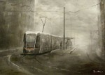 Живопись | Francis McCrory | Luas in the Mist