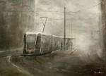 Живопись | Francis McCrory | Luas in the Mist