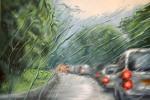 Живопись | Francis McCrory | Rainy Windscreen Paintings | Why Does It Always Rain On Me