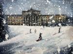 Живопись | Francis McCrory | Snow has Fallen
