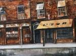 Живопись | Francis McCrory | The Irish Yeast Co & Barbers