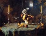 Живопись | Frank Weston Benson | The Dining Room Table, 1919