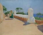 Живопись | Laureano Barrau | La Payesa, Ibiza