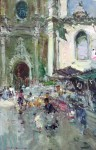 Живопись | Luis Giner Bueno | Junto a la catedral