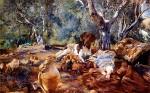 Живопись | Луис Хименес Аранда | El hato, 1886