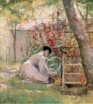 Живопись | Роберт Льюис Рид | Tending the Garden