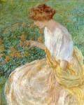 Живопись | Robert Reid | The Yellow Flower