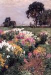 Живопись | Уиллард Лерой Меткалф | Пурпурный белый и золотой, 1903
