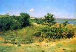 Живопись | William Merritt Chase | Shinnecock Hills, Peconic Bay, 1892