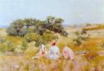 Живопись | William Merritt Chase | The Fairy Tale, 1892