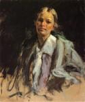 Живопись | William Merritt Chase | Young Girl, 1900